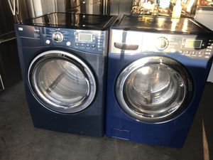 Washer And Gas Dryer LG for Sale in Lynwood, CA