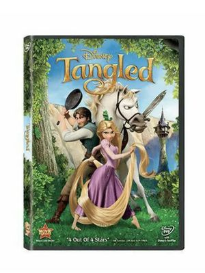 Disney's Tangled (2011) DVD for Sale in Leander, TX