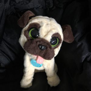 Furreal Friends pug with motion and sound for Sale in Winchester, CA