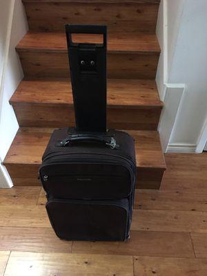 "Samsonite brown Luggage (dimesions: (22""H-14""W-7""D) for Sale in Austin, TX"