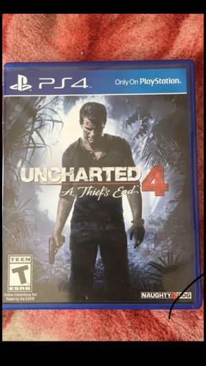 Uncharted 4 for Sale in Monroe, WA