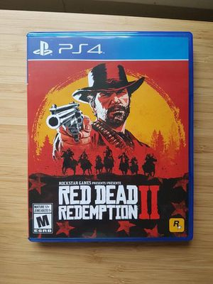 Red Dead ps4 for Sale in Baldwin Park, CA