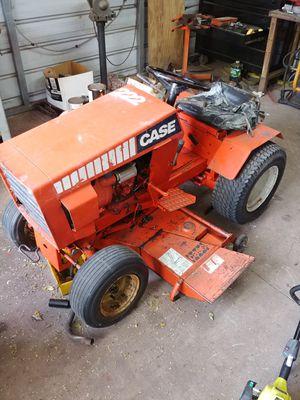 Garden tractor case 222 for Sale in Palm Harbor, FL