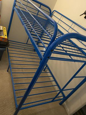 Metal bunk bed for Sale in Phoenix, AZ