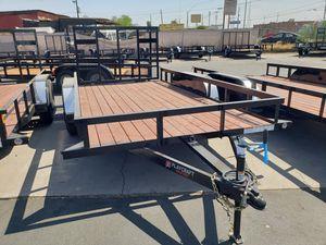 83x14 utility trailer for Sale in Phoenix, AZ