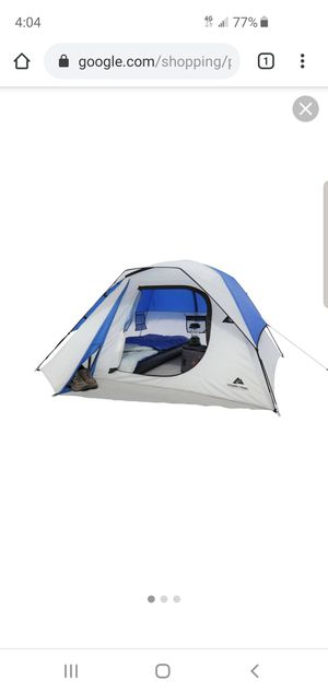 Tent camping for Sale in Hesperia, CA
