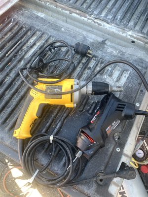 Dewalt Sheetrock Drill and Rotary tool for Sale in Jackson Township, NJ