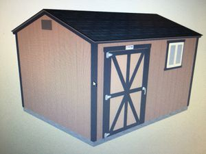 Tuff Shed TR-700 10' X 12' $2749. for Sale in Woodhaven, MI