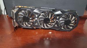 Gigabyte GeForce GTX 970 G1 Gaming GDDR5 Graphics Card, 4GB for Sale in Orange Park, FL