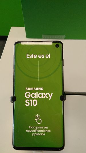 Samsung Galaxy S10 for Sale in San Angelo, TX