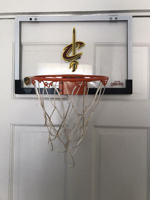 Mini Cavaliers Basketball Hoop for Sale in West Haven, CT