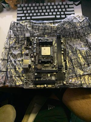 Motherboard & CPU combo for Sale in Fremont, CA