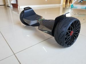 Hoverboard with bluetooth speaker and LED lights. for Sale in Fontana, CA
