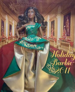 2011 Holiday Barbie Collectors Doll for Sale in Hawthorne,  CA
