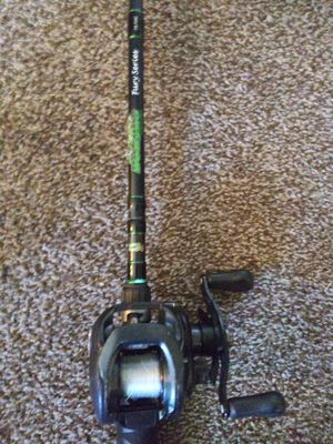 Dobyns Fury series comes with a Daiwa tatula tws for Sale in Fresno, CA