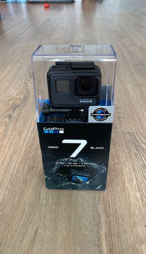 GoPro Hero 7 Black for Sale in Scottsdale, AZ