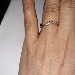 18 K Gold Plated Wedding Ring, Size 6. for Sale in Dallas,  TX