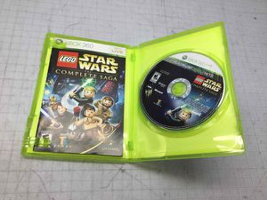 Microsoft Xbox 360 Star Wars Platinum Lego Saga for Sale in San Jose, CA