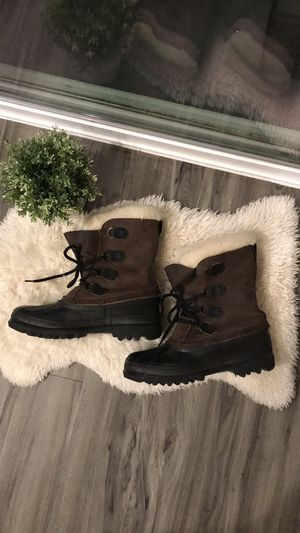 Men's sorel boots for Sale in Mound, MN