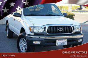 2002 Toyota Tacoma for Sale in Brea, CA
