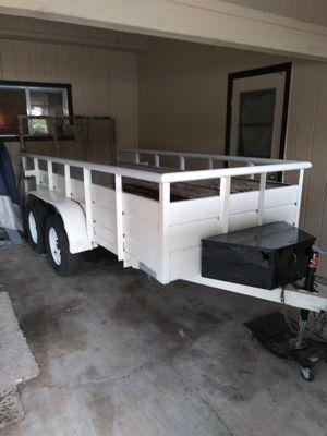 5X12 CARSON TRAILER TANDEM AXLE for Sale in Stockton, CA
