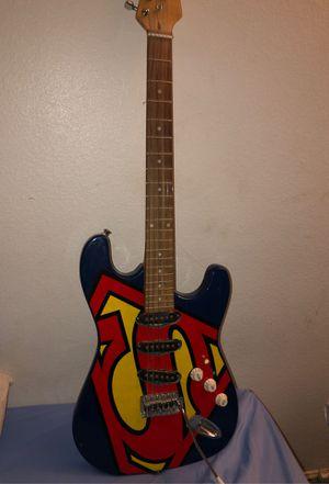 Superman guitar for Sale in Las Vegas, NV