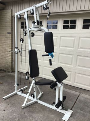Powerhouse at home gym for Sale in Saint Charles, MO