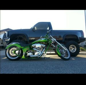 Custom Chopper, Harley , motorcycle, Indian for Sale in San Jose, CA