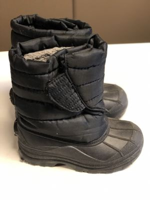 Toddler Snow Boots - Size 12 for Sale in Portland, OR