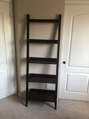 3 Ladder style leaning bookshelves for Sale in Scottsdale, AZ