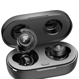 Wireless Earbuds, Bluetooth Running Headphones with Rich Bass Stereo, 30H Playtime, Touch Control, Waterproof Sports Earbuds with Mic & Drop-Safe Fit for Sale in Queens, NY