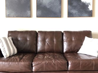 Free Leather Sofa for Sale in Arvada,  CO