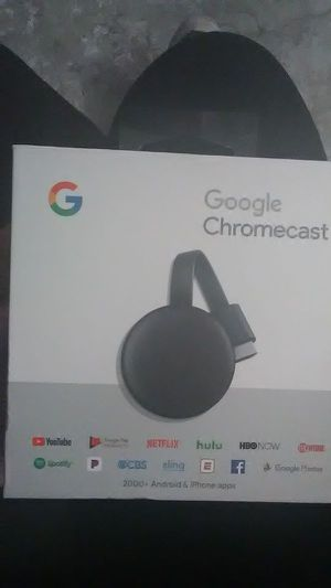 Google chromecast for Sale in Bellevue, WA