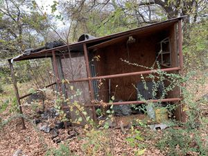 Steel barn/shed for Sale in Oak Point, TX