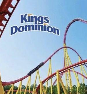 Kings Dominion Tickets $30 for Sale in Richmond, VA