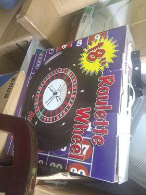 Roulette wheel for Sale in Modesto, CA