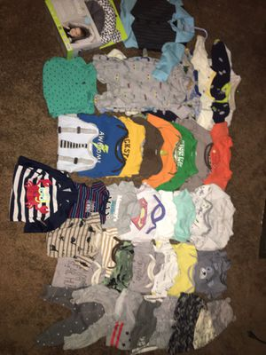 Baby boy clothes for Sale in Bonney Lake, WA