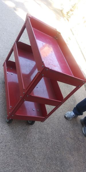 Tool cart, price its been REDUCED for Sale in Arlington, TX