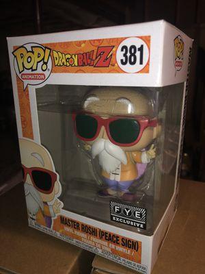 Funko Pop! Dragonball Z Master Roshi for Sale in Bay Shore, NY