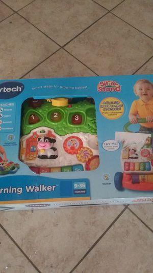 Vtech learning walker for Sale in Dallas, TX