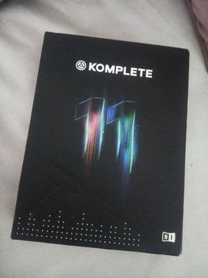 Native instruments Komplete 11 for Sale in Los Angeles, CA