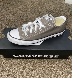 Converse low top ( Men's 7.5 / Women's 9.5 ) ONLY ! for Sale in Anaheim, CA
