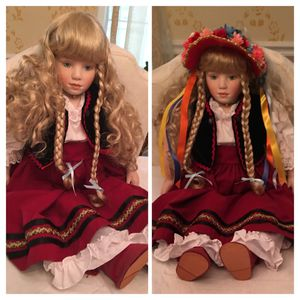"Collector Doll by GADCO -""Katalin"" - Very Rare ""PORCELAIN"" Edition #37 - $175 for Sale in Frederick, MD"
