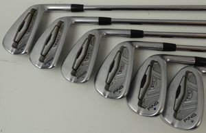Ping S56 Iron Set 6 Clubs PW, 9, 8, 7, 6 & 5 for Sale in Modesto, CA