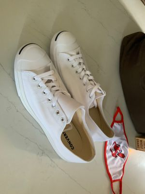 size 13 Converse jack purcell for Sale in Reynoldsburg, OH