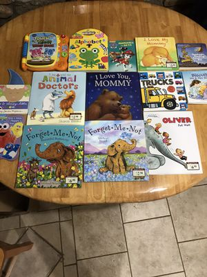 Assorted children's books for Sale in Arrington, VA