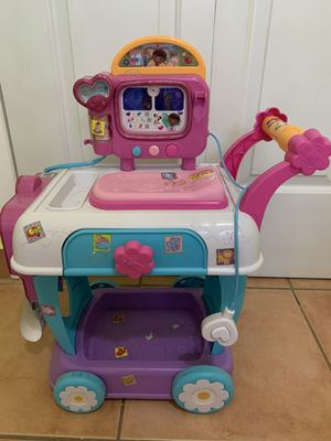 Doc McStuffins Toy Hospital Care Cart for Sale in Miami Gardens, FL