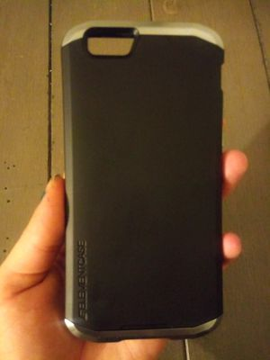 Element case for iPhone 6s & Pugs wireless Bluetooth earbuds for Sale in Bridgeton, MO