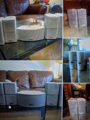 Bose Jewel Series Speakers Sets for Sale in Woodbridge, VA