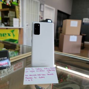 Samsung Galaxy S20 FE 5G for Sale in Las Vegas, NV